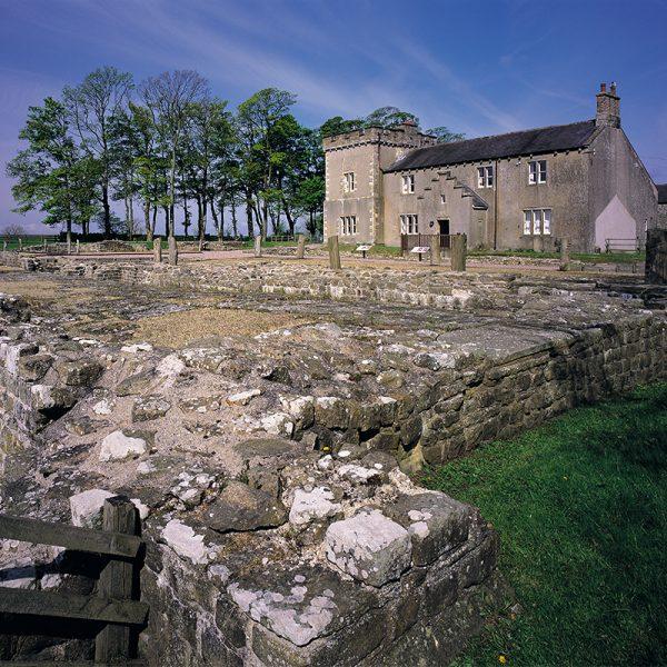 Hadrian's Wall Cumbria